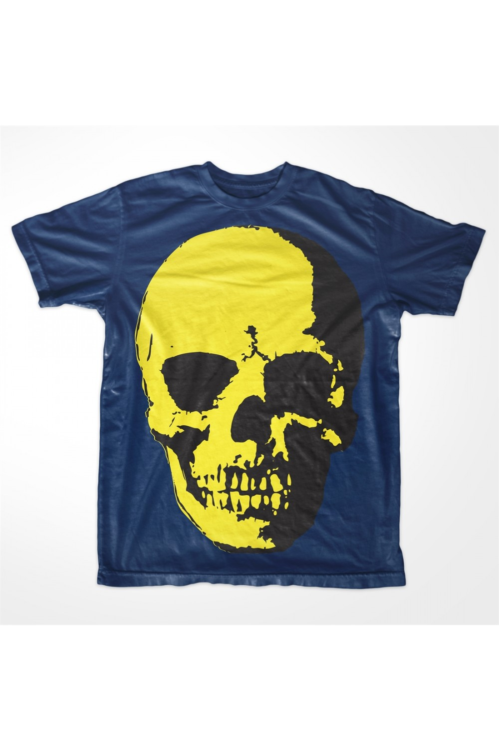 Skulls Men Printed T-shirt 0066